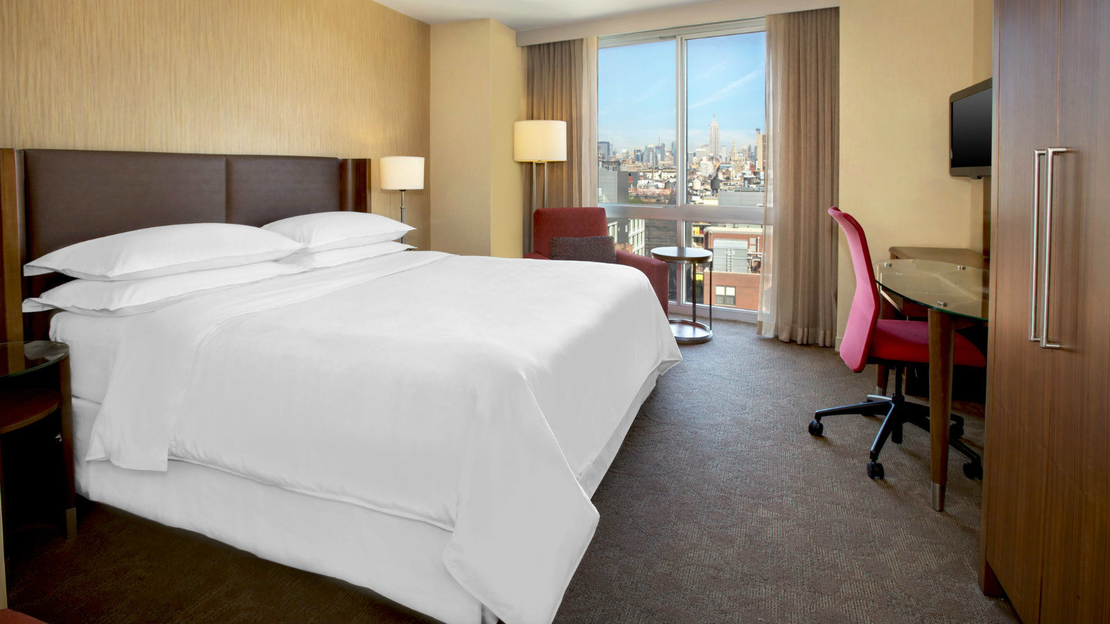 Tribeca Performing Arts Center Hotel - Sheraton Tribeca New York Hotel