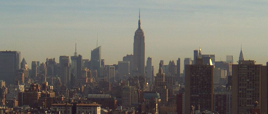 Empire State Building - Morning View